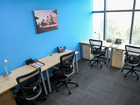 Regus Business Lounge in Gurgaon, Udyog Vihar