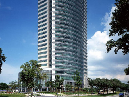Regus Office Space, Singapore, JTC Summit