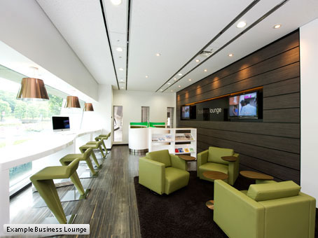 Regus Business Lounge in Seoul, Gangnam Station YS Centre (Open Office)