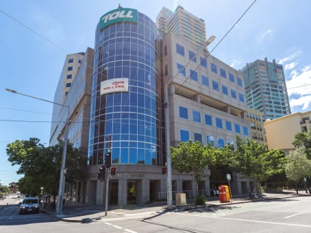 Building at Level 14, 380 St Kilda Road in Melbourne 1