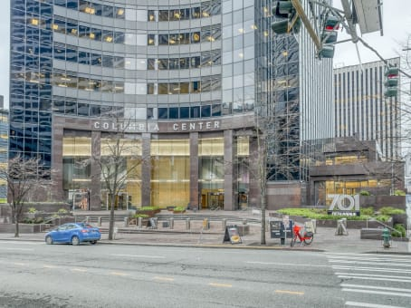 Regus Business Centre, Washington, Seattle - Columbia Center