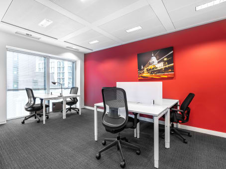Regus Business Centre in London, Fenchurch Street Station