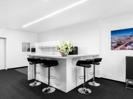Regus Business Lounge in Hamburg, Neuer Wall 50