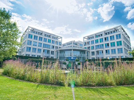 Regus Business Centre, Essen, Ruhrallee