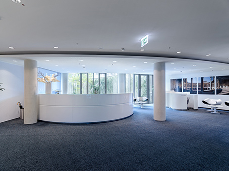 Regus Business Lounge in Dusseldorf, Konigsallee 61