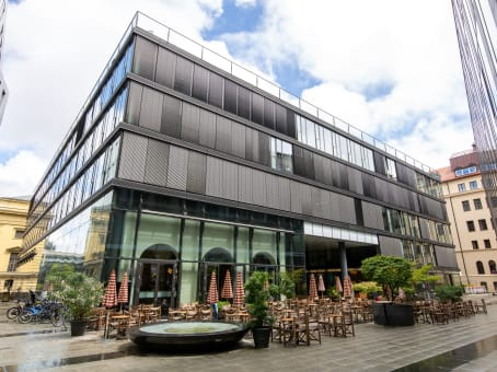 Regus Office Space, Munich, Maximilianstrasse 13
