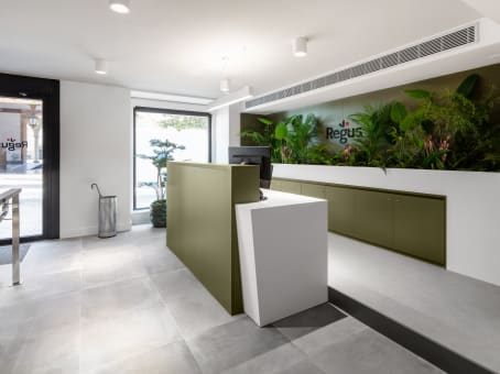 Regus Business Lounge in Frankfurt, OpernTurm