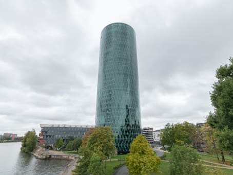 Meeting rooms at Frankfurt, Signature Westhafen Tower