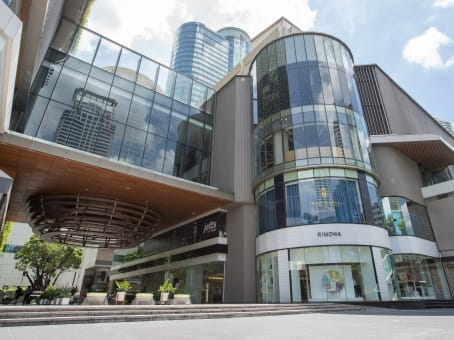 Building at 5th floor Gaysorn, Gaysorn, 999 Ploenchit Road in Bangkok 1