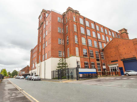 Regus Office Space, Manchester, Lowry Mill, Swinton