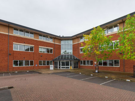 Regus Office Space in Exeter Business Park