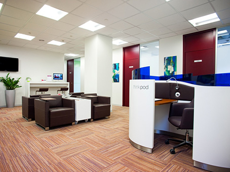 Regus Business Centre in Moscow, Sadovaya Plaza