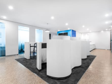Regus Business Lounge in Manila, One E-com Pasay