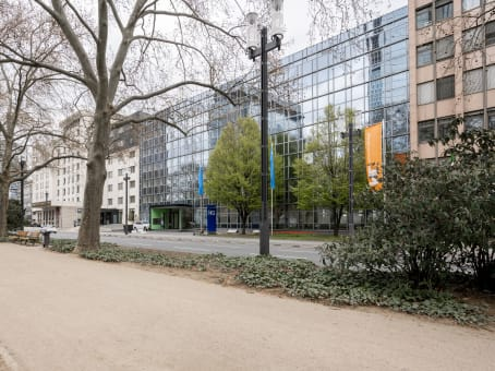 Meeting rooms at Frankfurt, Westend Fair