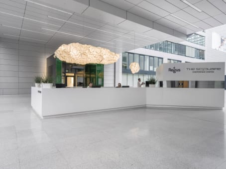 Regus Office Space in Frankfurt, THE SQUAIRE Business Center