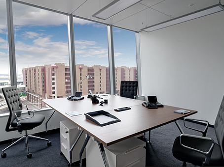 Regus Virtual Office in Frankfurt, THE SQUAIRE Business Center