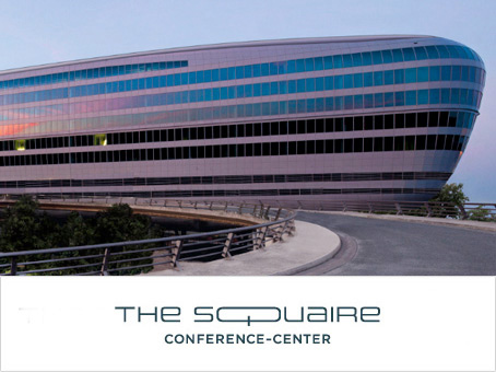 Meeting rooms at Frankfurt, Signature THE SQUAIRE Conference Center