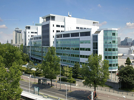 Regus Office Space, Utrecht Central Station