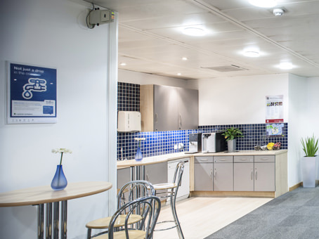 Regus Day Office in London Victoria