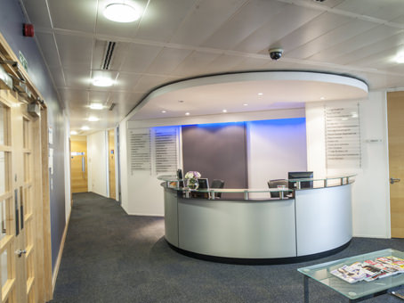 Regus Office Space in London Victoria