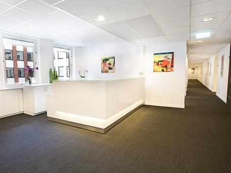 Regus Business Centre in Stockholm, Gärdet