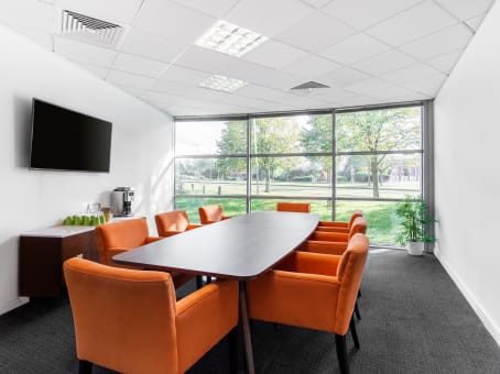 Regus Business Centre in Chester Business Park