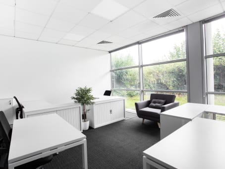 Regus Office Space in Chester Business Park