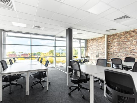 Regus Virtual Office in Chester Business Park