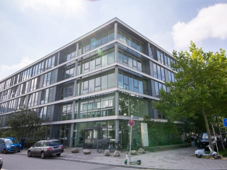 Regus Business Centre in MÜNCHEN, Parkstadt Schwabing