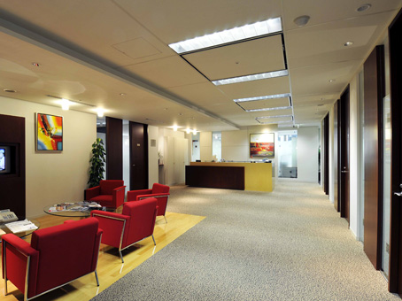 Regus Business Lounge in Tokyo Otemachi 1st Square