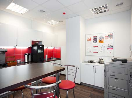 Regus Business Lounge in St Petersburg, Sinop