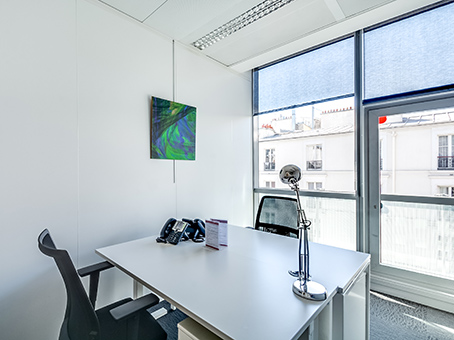 Regus Office Space in Paris, Quai d