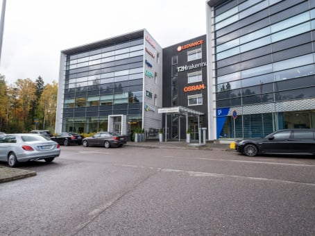 Regus Office Space in Vantaa, Kehamylly