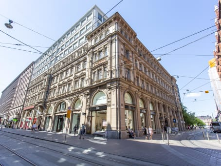 Building at 6th Floor, Aleksanterinkatu 15 B, 6.krs in Helsinki 1