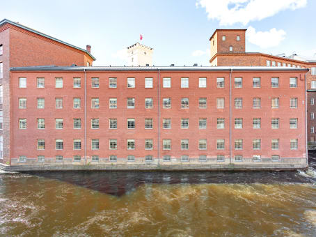 Building at 4th floor, Finlaysoninkuja 9 in Tampere 1