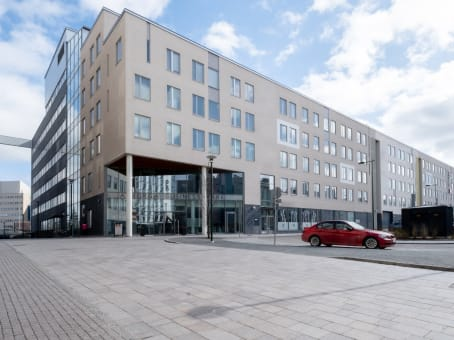 Alberga business park