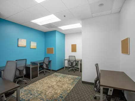 Regus Business Lounge in One Pacific Heights