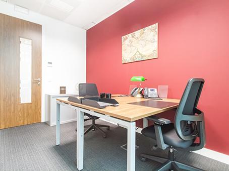 Alquiler de oficinas y despachos en madrid diego de leon for Oficinas y despachos madrid