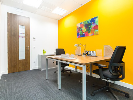Regus Virtual Office in Madrid, Diego de Leon
