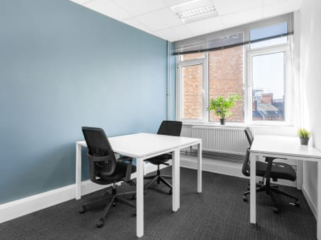 Regus Office Space in Leicester, St George