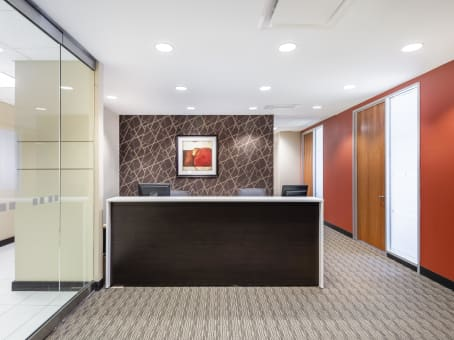 Regus Business Lounge in One Stamford Plaza