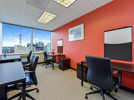 Regus Office Space in One Stamford Plaza