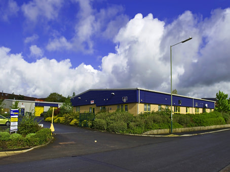 Regus Business Centre in Caerphilly, Western Industrial Estate (Evans Easyspace)