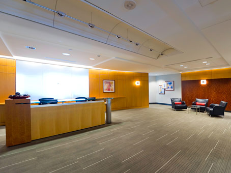 Regus Business Lounge in North MoPac