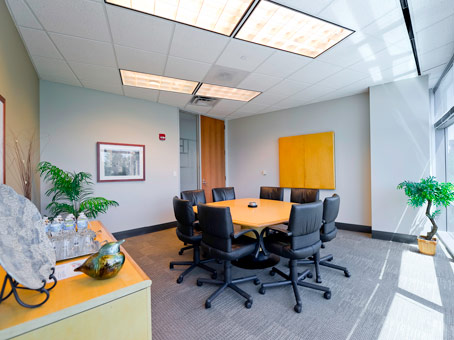 Regus Meeting Room in North MoPac