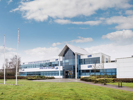 Regus Office Space, Kirkcaldy, Mitchelston Industrial Estate