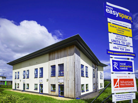 Regus Office Space, Ludlow, Eco Park
