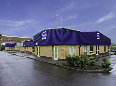 Regus Office Space, Newark, Brunel Business Park