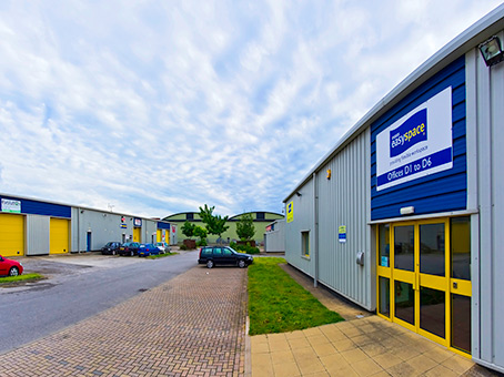 Deeside, Deeside Industrial Estate (Evans Easyspace)