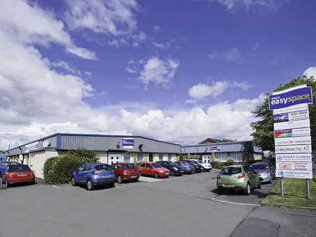 Regus Office Space, Stirling, Springkerse Industrial Estate